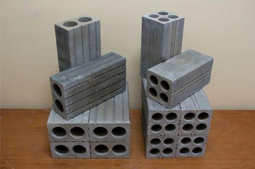 Các Vấn Đề Về Gạch Block Nặng & Gạch Polymer